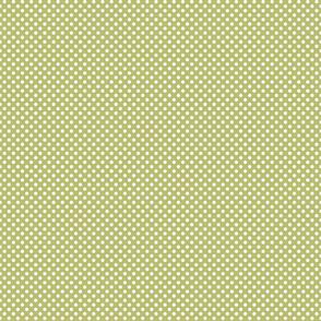 Polka Dot Print,Green