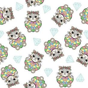Hippie Cats