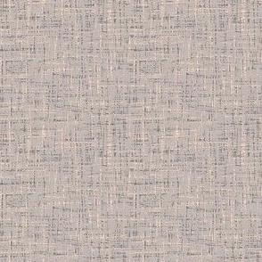 barkcloth in warm grey