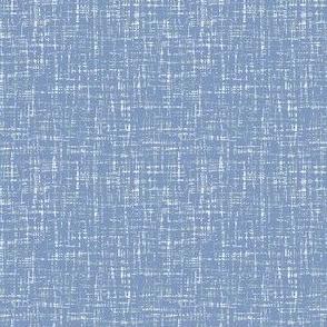 barkcloth in frosty blue