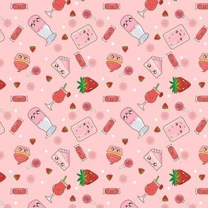 Kawaii Strawberry Bonanza