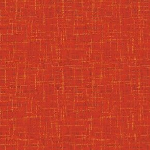 barkcloth in maple red