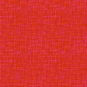 barkcloth - dot red