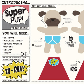 Super Pup to the Rescue!