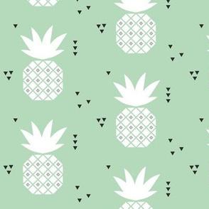 Pineapple mint