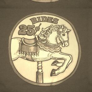 I25  cents a ride