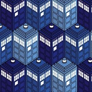Infinite Blue Boxes