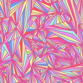 013 prismatic colour pink