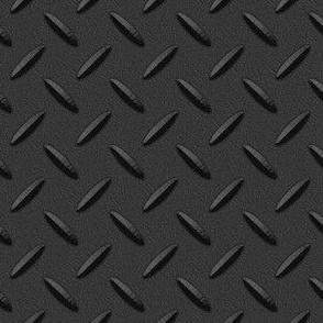 014 metal checker plate charcoal