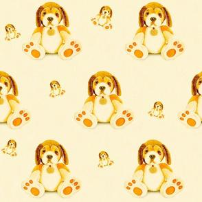Watercolour Beagle