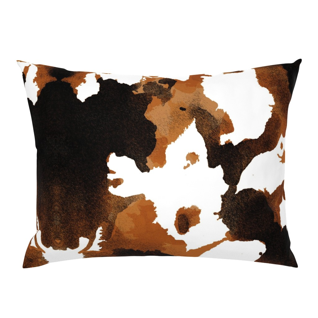 Campine Pillow Sham featuring Wild Thing Pony by spellstone