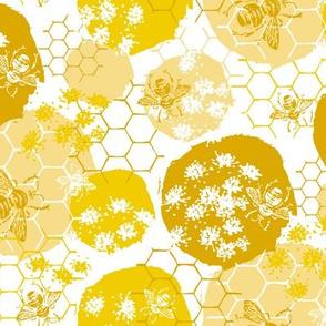 Queen Bee - Summer Yellow