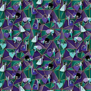Cubist Cats