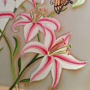 Fragrant Lillies