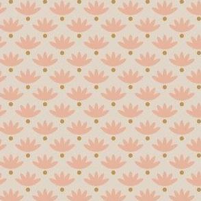 Mod Blush Flower
