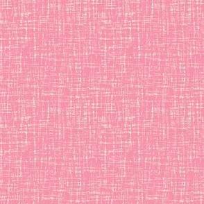 spring quilt pink barkcloth