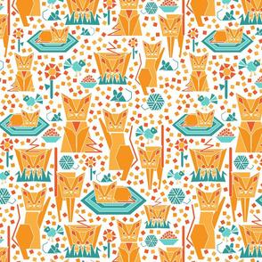 Kitties Cubed
