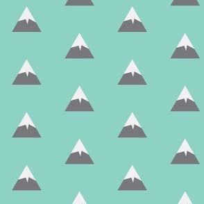 Snowy Mountain Mint