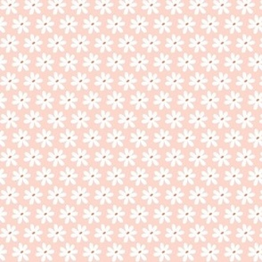 Daisy Chain - Floral Pink