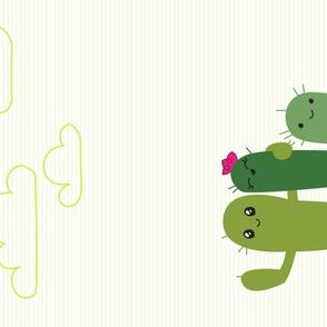 my cactus family