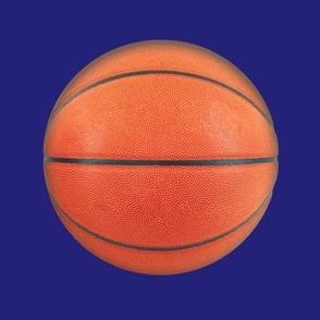 "6"" basketball on purple"