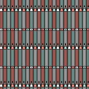 Pencil Stripe