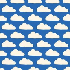 Deep Blue Clouds