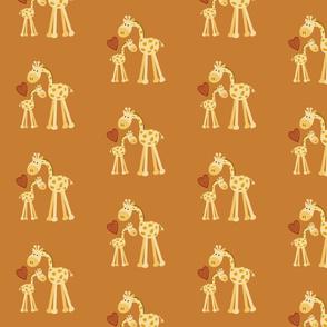 Parents Love: Giraffes