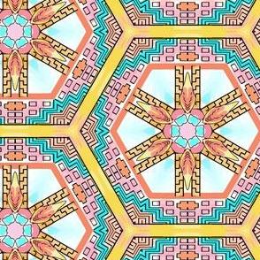 southwest honeycomb geometric
