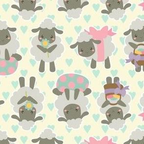 Easter Sheep