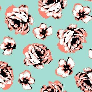 Little Rose - Mint
