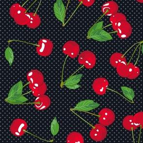 Very Cherry - Black