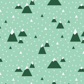 Triangle Mountains (Minty)