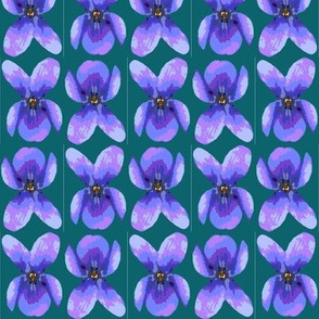 Mom's march violet