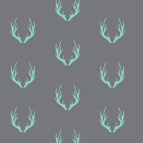 Antlers Mint Reverse