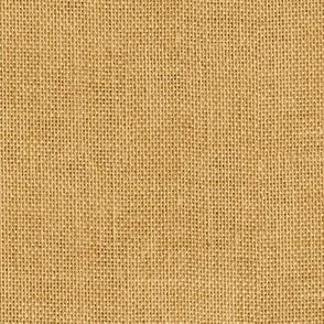 warm brown burlap