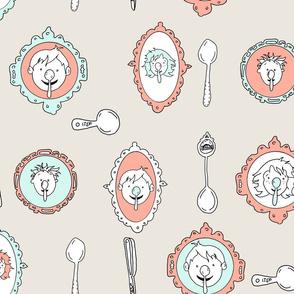 Spoon Koalas