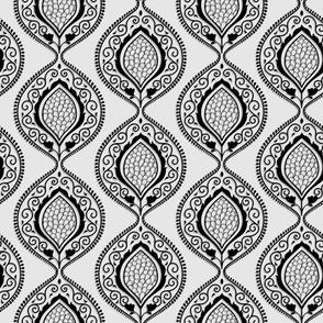 Decorative ornamental pattern
