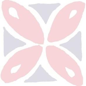 powder pink drops