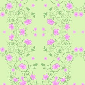 Kaleidescoped Flowers