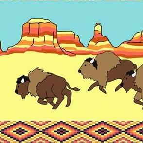 Where the Buffalo Roam Contest Scale