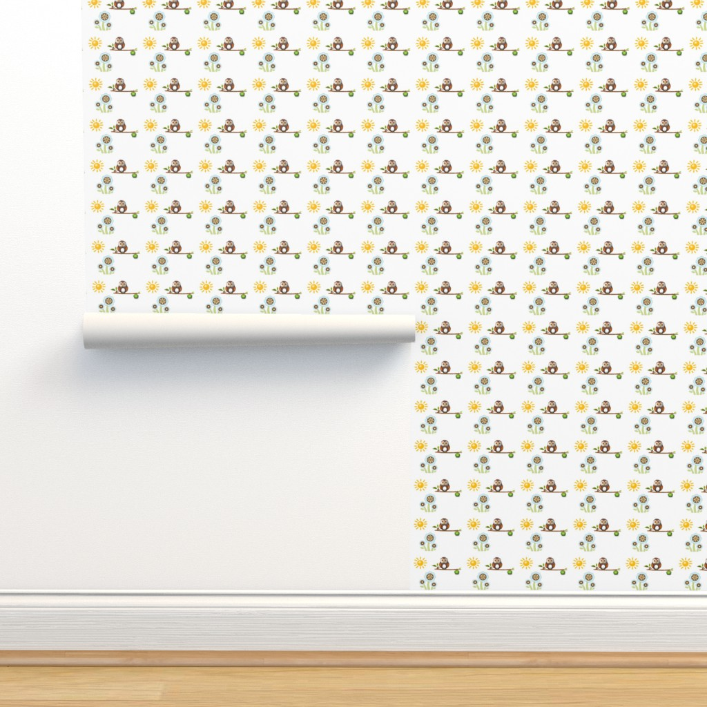 Isobar Durable Wallpaper featuring Summertime_2 by greatfulthread