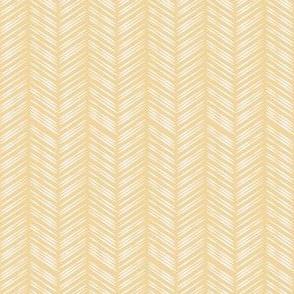 Herringbone: Yellow