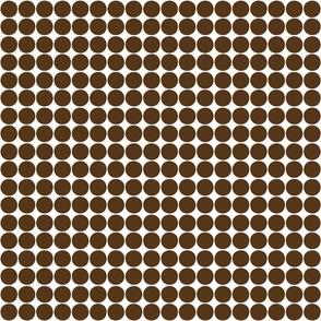 dots brown