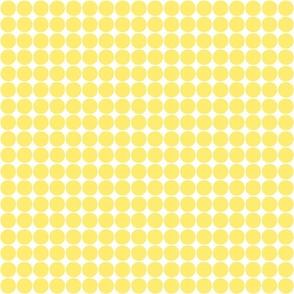 dots lemon yellow