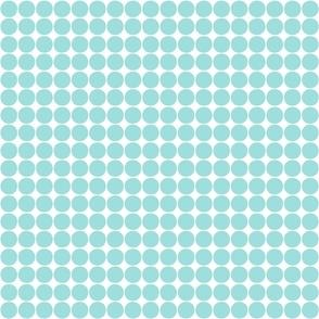 dots light teal