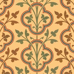 Norman Vines ~ Original Victorian Palette