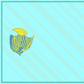 Angelfish Towel