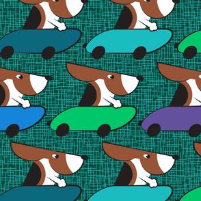 Speedy Beagles