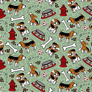 Nothing Like a Hound Dog!!